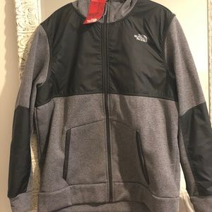 NEW The North Face hoodie/jacket